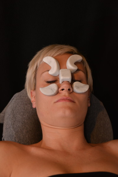 Sinus and facial theraputic cold stone set